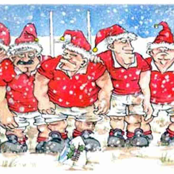 Merry Christmas and Happy New Year to all our EGRFC members