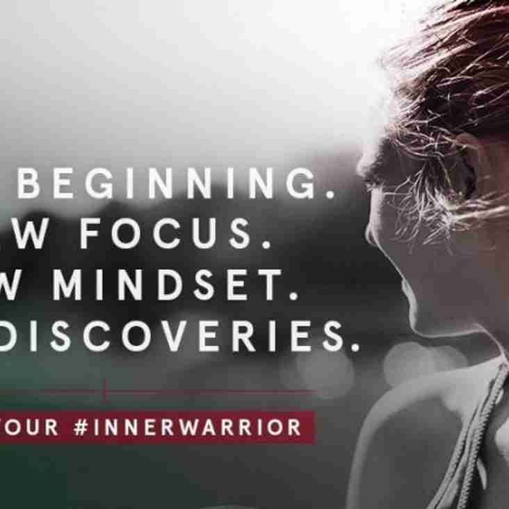 Find Your Inner Warrior @ EGRFC
