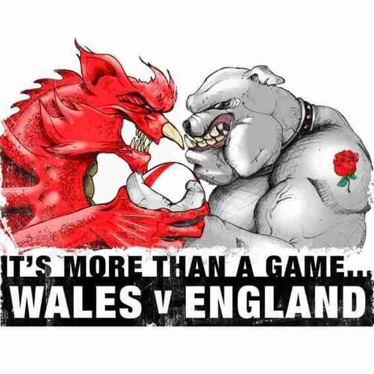 Live 6 Nations Action this Weekend