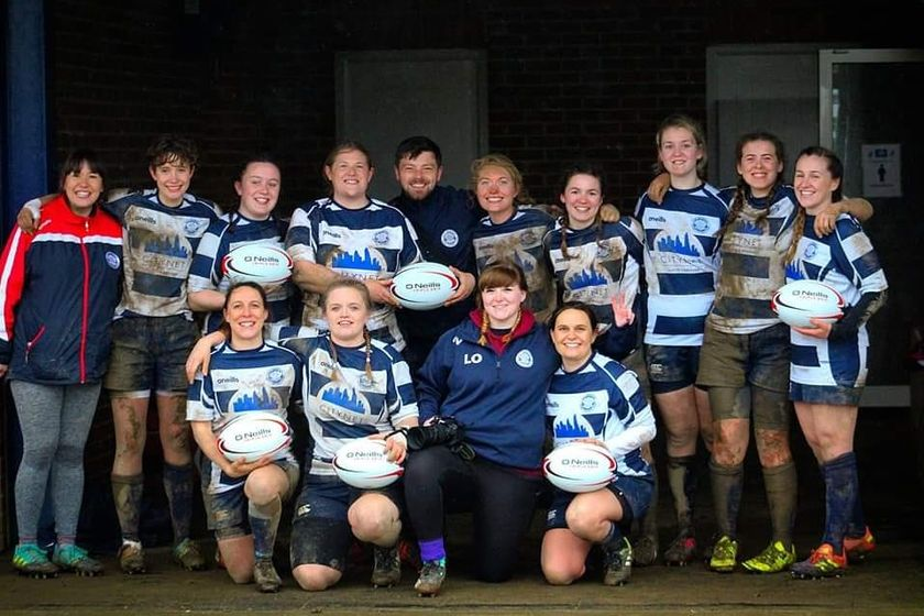 East Grinstead Ladies 7's Rugby Tournament
