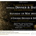 'Ladies & Seniors' Annual Dinner & Dance Awards Evening