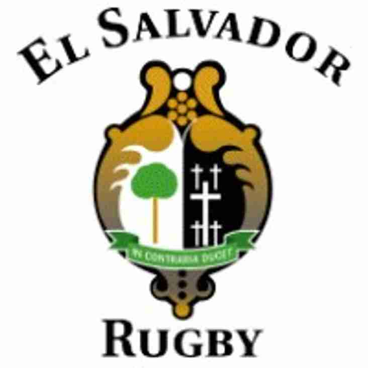El Salvador Rugby Football Club from Spain are flying to East Grinstead & helping our local children's charities!