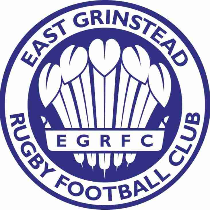EGRFC ANNOUNCE NEW DIRECTOR OF RUGBY & MANAGEMENT TEAM STRUCTURE