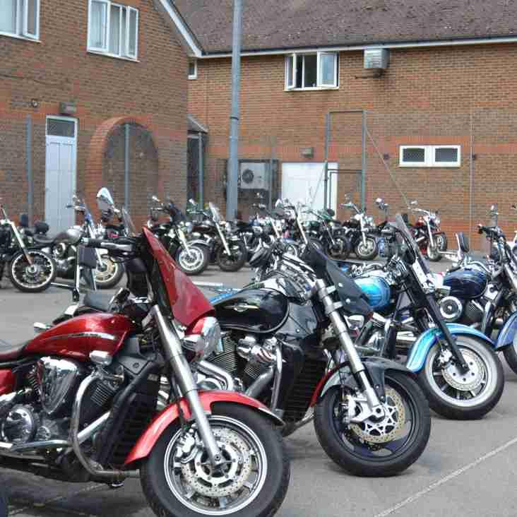 Biker Rally Weekend a Great Success!