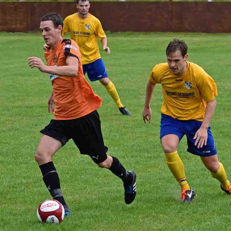 Prescot Cables v Charnock Richard 21-07-16