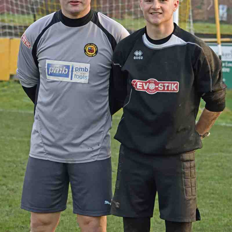 Prescot Cables v Ramsbottom United 17-12-16