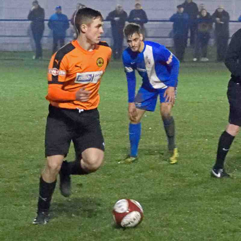 Glossop North End v Prescot Cables 07-01-17