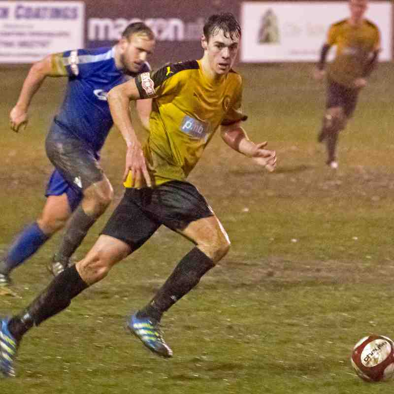 Skelmersdale United v Prescot Cables 01-01-18