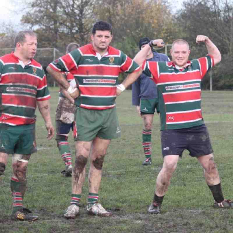AOE 3XV v Yardley & District (Away) 17/11/12