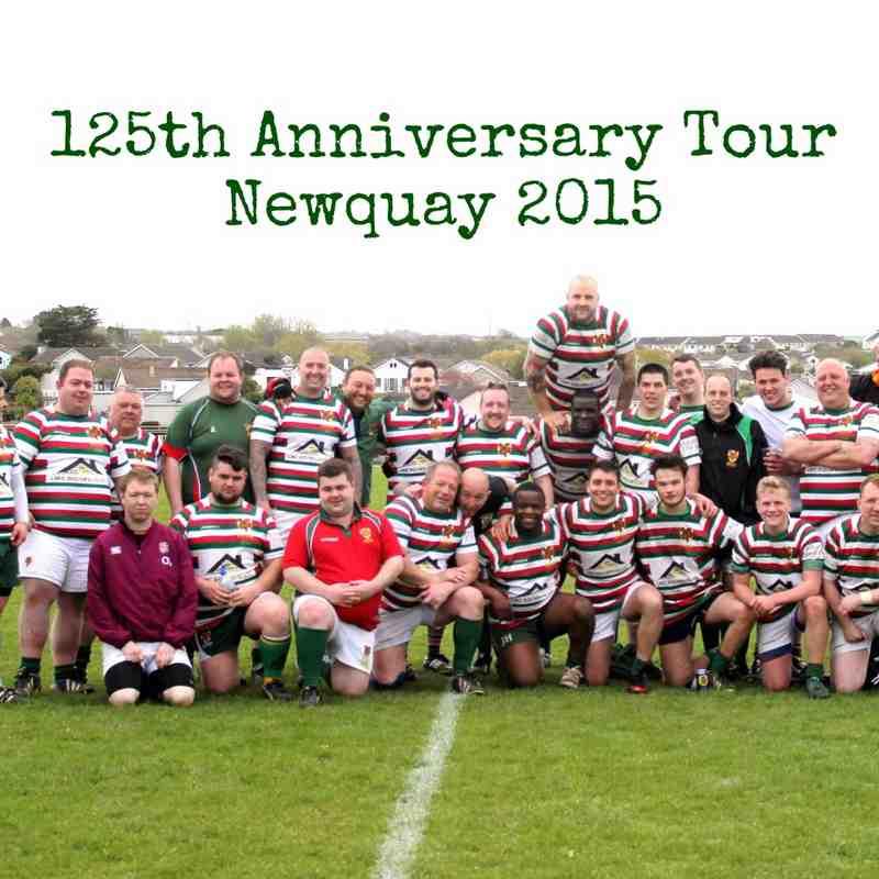 Newquay Tour 2015