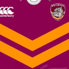 Bulldogs new shirt design for 2016