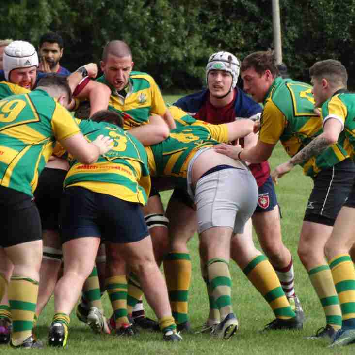 Desperate disappointment as First XV lose on the last kick of the Game