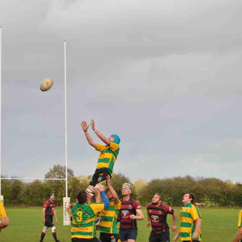 Abingdon 1st XV vs Hungerford