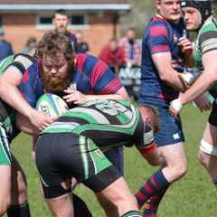 Woodrush v Evesham 23.4.16