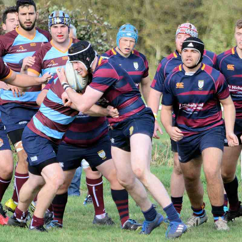 Evesham v Camp Hill 13.10.18
