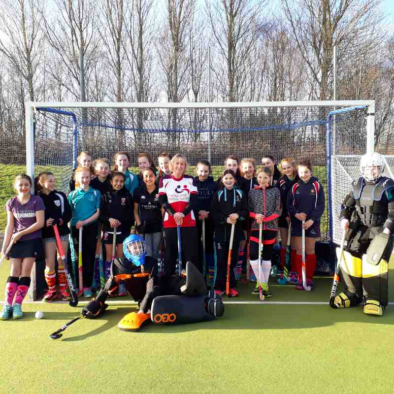 Newcastle HC Juniors 2015-18