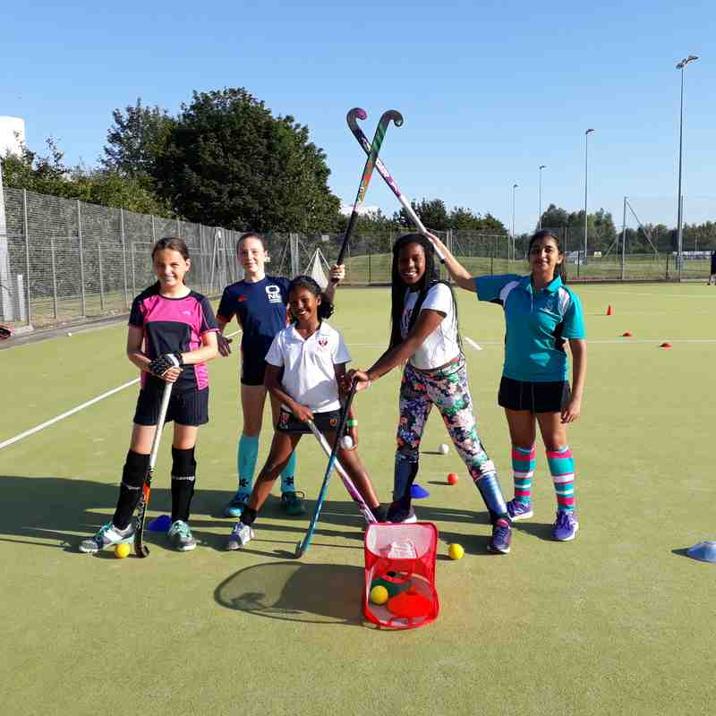 Summer Junior Hockey Club.  April 2018