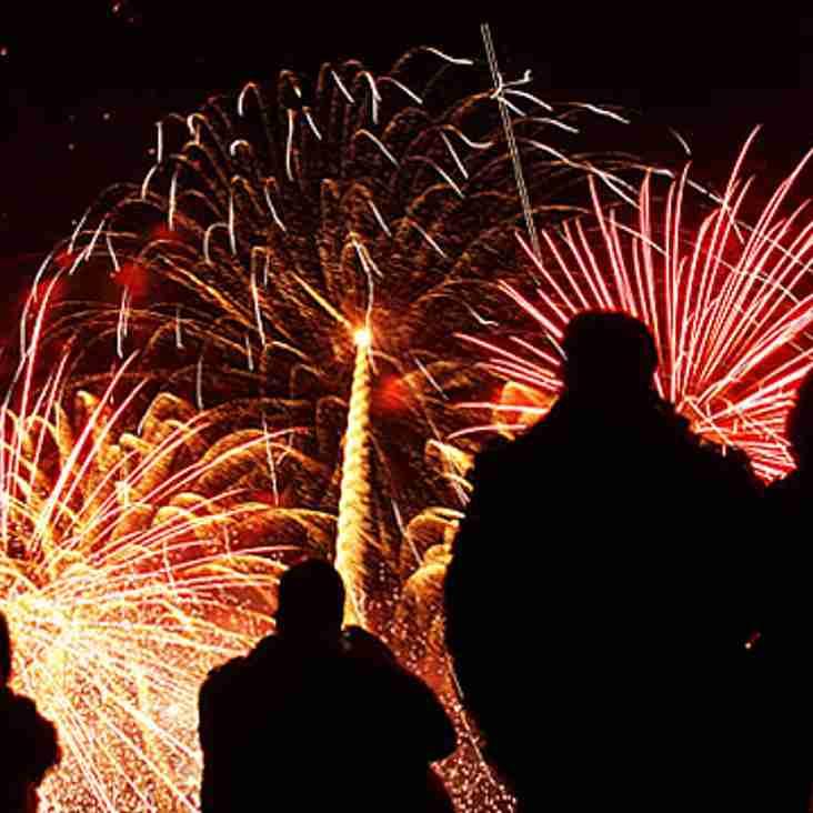 Horsham RUFC Firework Highlights