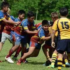 U12 Titans V Spartans JRCS Grand Final (Part 1)