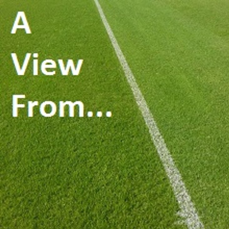A VIEW FROM THE SIDELINE (22ND MAR)<
