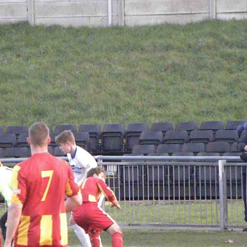 Coalville Town 061214 by Dabba