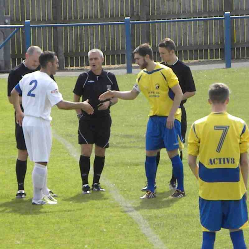 Garforth Town by Dabba