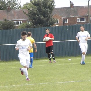 Rainworth Battle against Bottesford Town's Second Half Comeback and Earn a Draw.