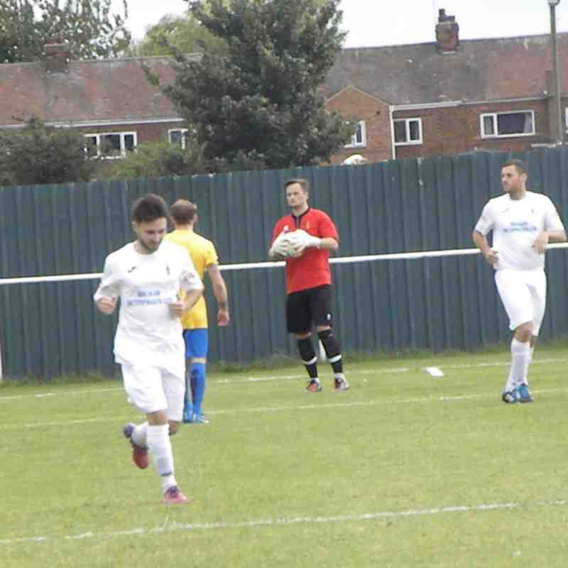 Bottesford Town FA Cup by Dabba