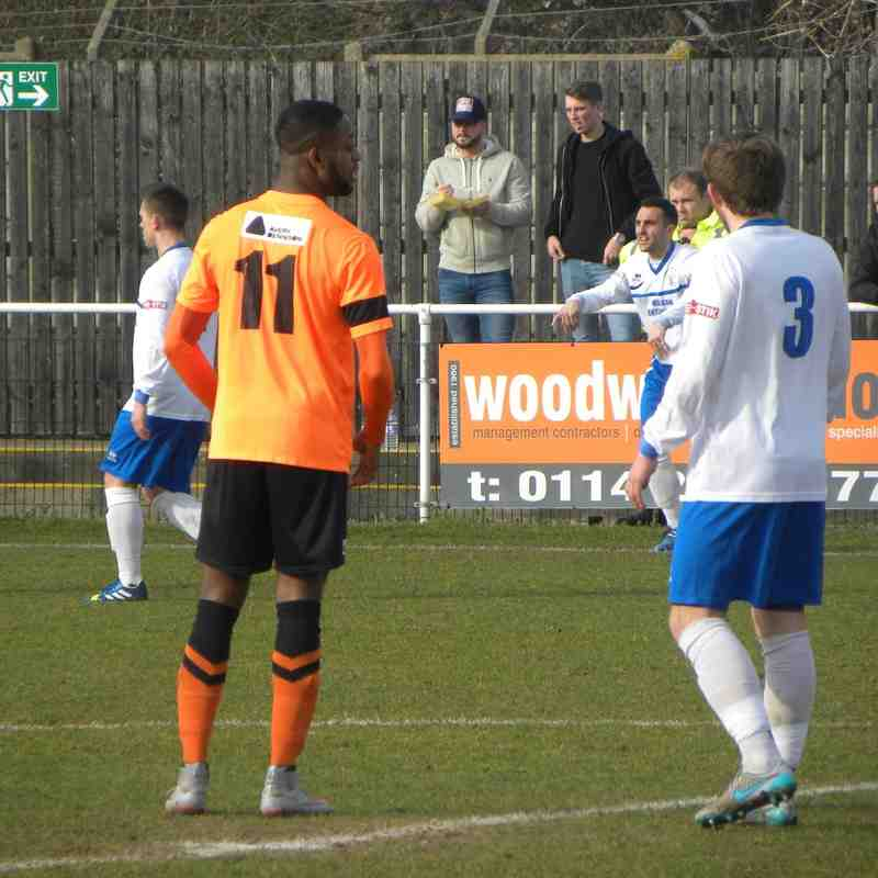 Worksop Town 120316 by Dabba