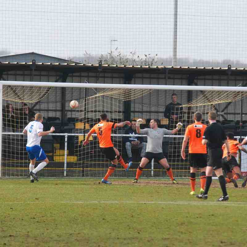 Worksop Town by kind permission of Barry Dyke
