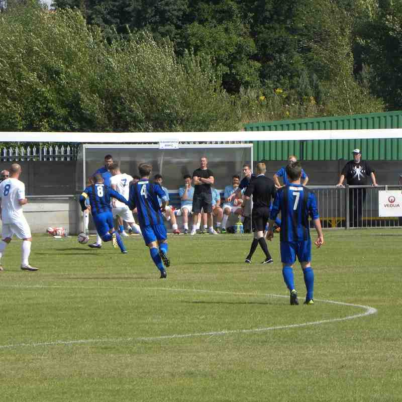 Cleethorpes Town FA Cup by Dabba