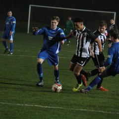 Clipstone Notts Senior Cup by Daniel