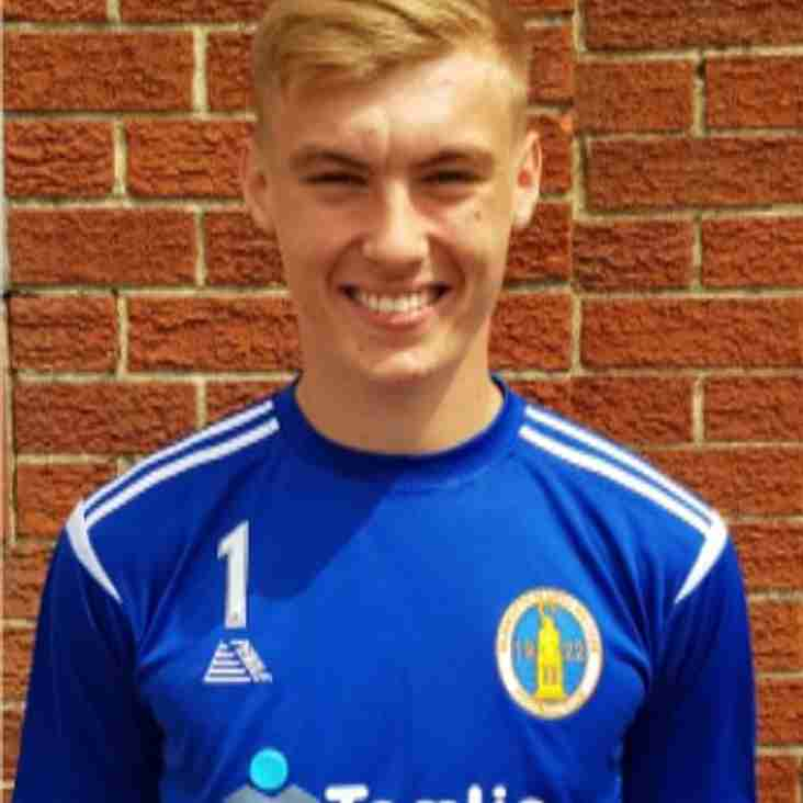 Keeper Squires lands pro contract with Stags
