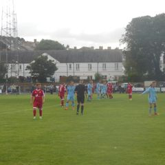 Bideford AFC v Bishops Cleeve - 17th September 2016