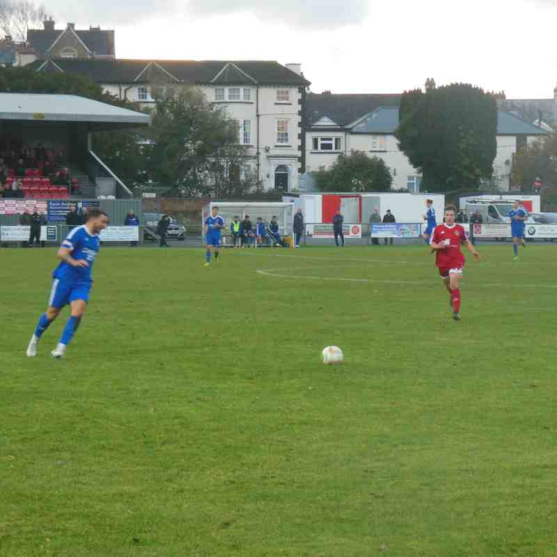 12th Nov 2016 - Bideford v Swindon Supermarine