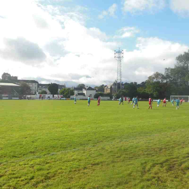 Bideford AFC v Shortwood Utd - Sat  1 Oct 2016