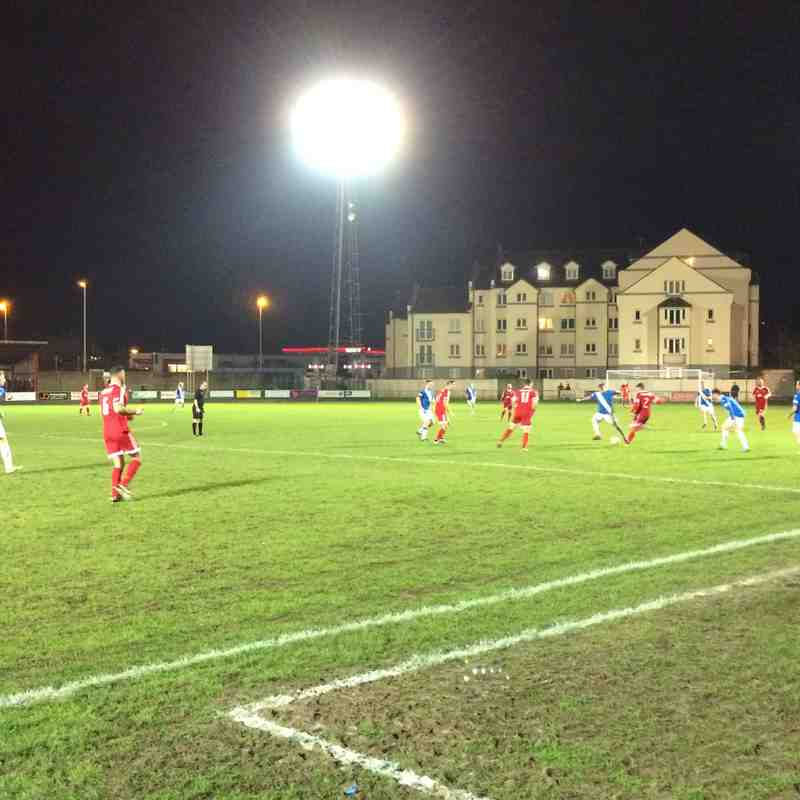 Bideford vs Bridgwater Town 13/12/16