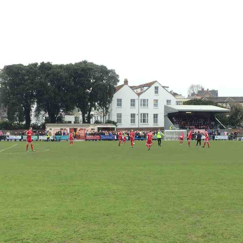 Bideford vs Hereford 11/03/17