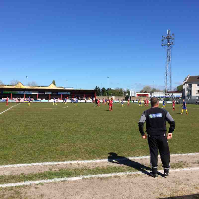 Bideford vs Salisbury - 24th April 2017