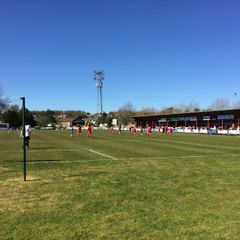 Bideford vs Salisbury - 24th April 2017