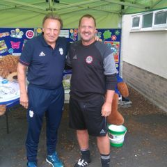 Bideford vs Cardiff City XI - 22nd July 2017