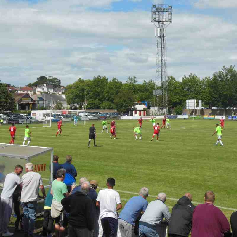 Bideford vs Cardiff City XI - 22nd July 2017