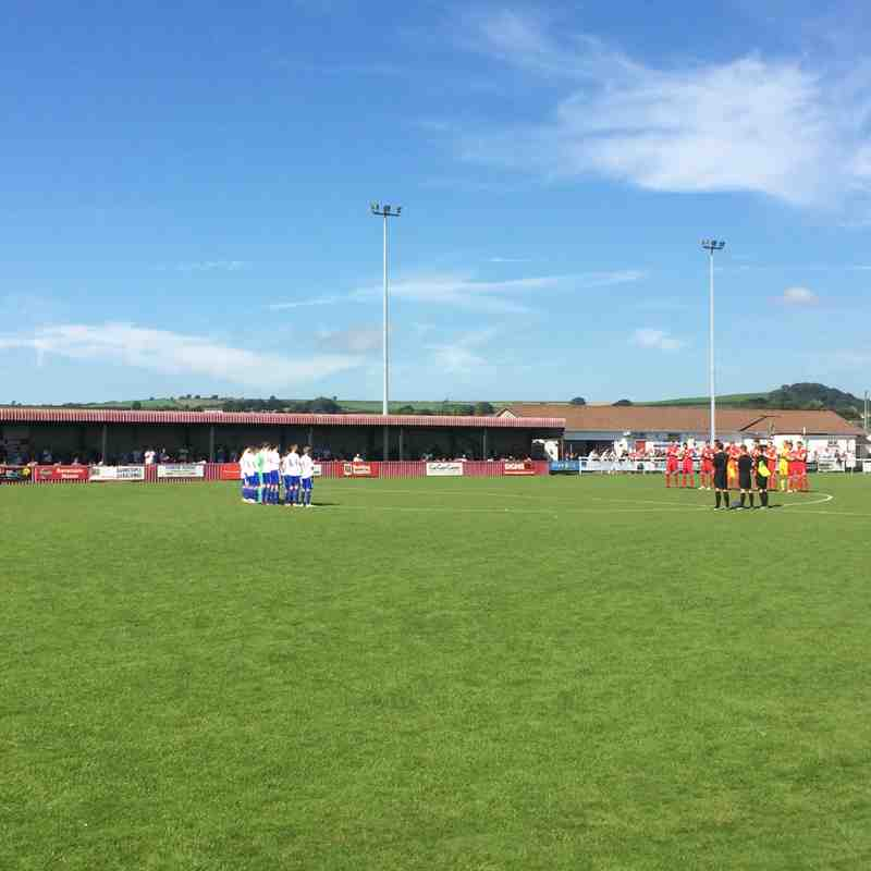 Barnstaple Town vs Bideford - 28/08/17