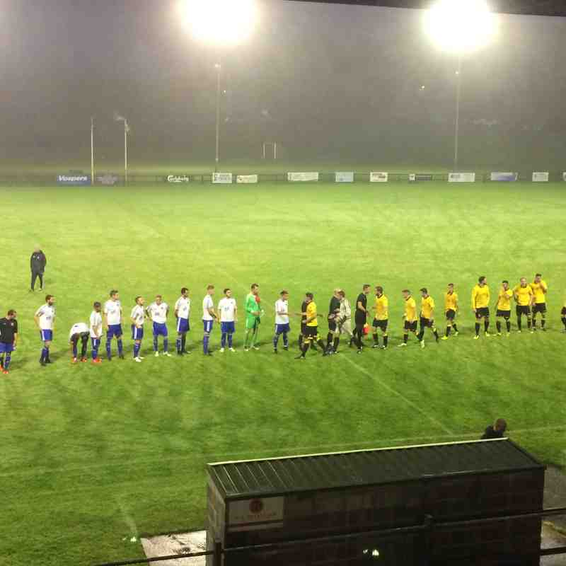 Bodmin Town vs Bideford (FA Cup) 20/09/17