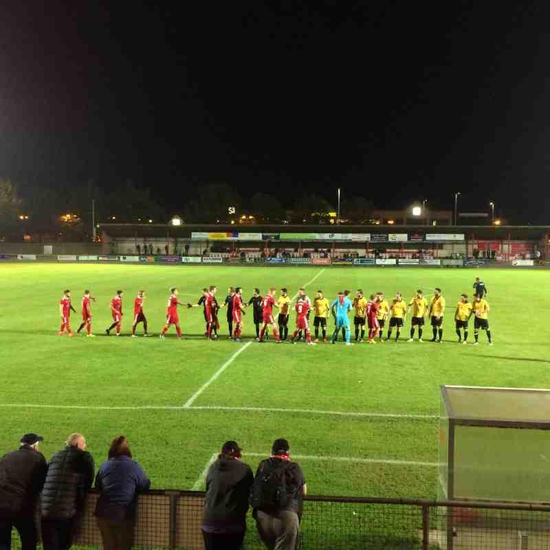 Bideford vs Bodmin Town (FA Cup Q2r) 26/09/17