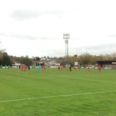 Bideford vs Slimbridge - 28/10/2017