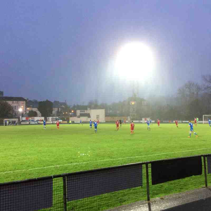 Bideford vs Larkhall Athletic - 18/11/17