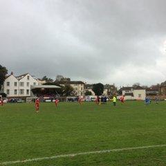 Bideford vs Larkhall Athletic - 18/11/17