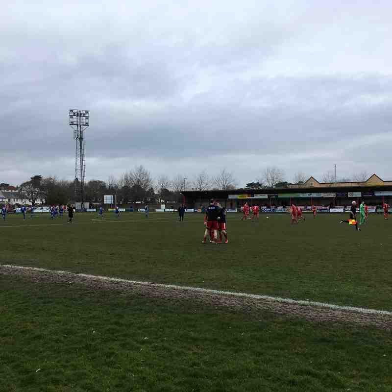 Bideford vs Salisbury 24/03/18