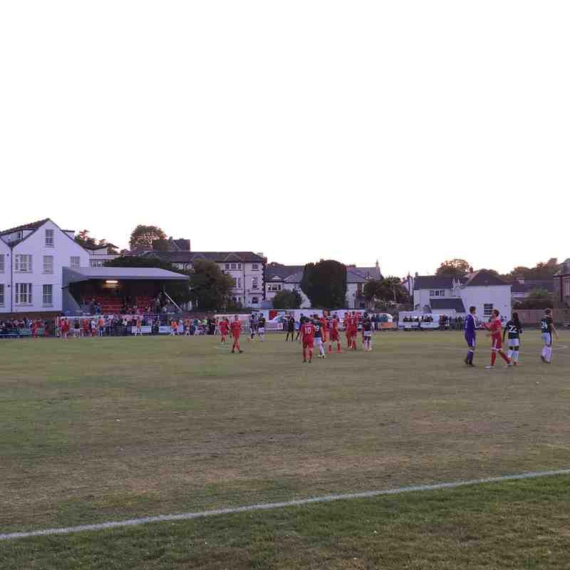 Bideford vs Plymouth Argyle - 18/07/18